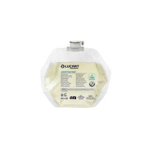 Luxury - Sapun spuma pentru maini, pana la 2000 de dozari pe refil biodegradabil .Indicat pentru spatii mari: bai, toalete, restaurante etc.