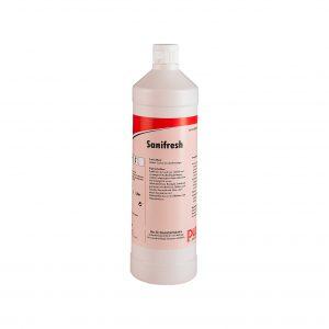 Detergent sanitar, soft indeparteaza rapid si cu eficienta depunerile de calcar si le omogenizeaza curatatand fara reziduri.